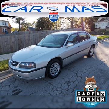 2002 Chevrolet Impala for sale in Crest Hill, IL