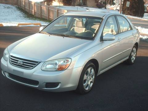 2008 Kia Spectra for sale at Car Mas Broadway in Crest Hill IL