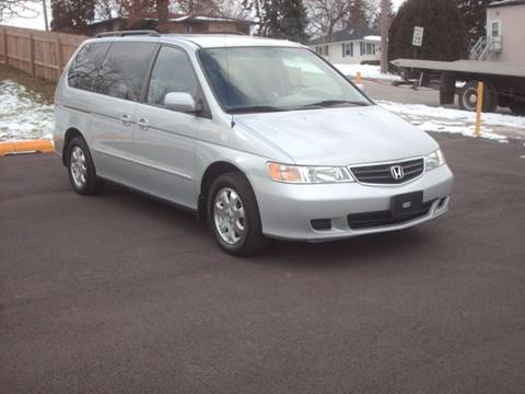 2004 Honda Odyssey for sale at Car Mas Broadway in Crest Hill IL