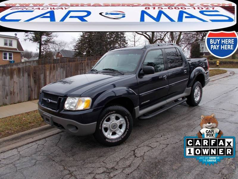 Ford Used Cars For Sale Crest Hill Broadway Car Mas