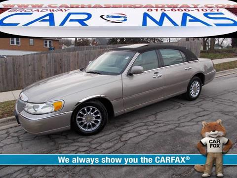 Lincoln Town Car For Sale In Moberly Mo Carsforsale Com