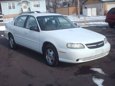 2003 Chevrolet Malibu for sale at Car Mas Broadway in Crest Hill IL