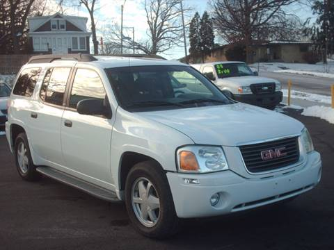2003 GMC Envoy XL for sale at Car Mas Broadway in Crest Hill IL