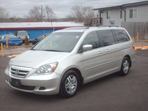 2006 Honda Odyssey for sale at Car Mas Broadway in Crest Hill IL