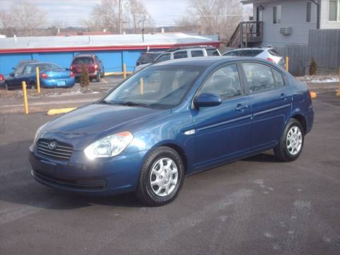 2009 Hyundai Accent for sale at Car Mas Broadway in Crest Hill IL