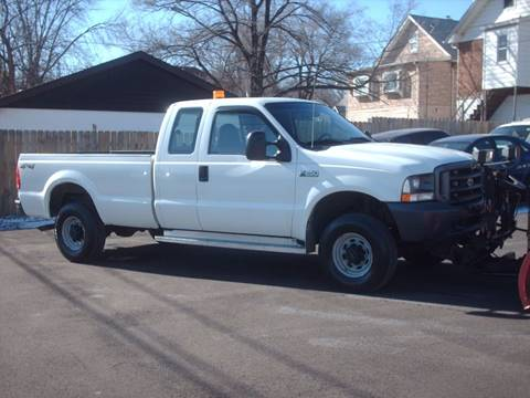 2004 Ford F-250 Super Duty for sale at Car Mas Broadway in Crest Hill IL