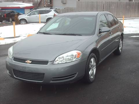 2008 Chevrolet Impala for sale at Car Mas Broadway in Crest Hill IL