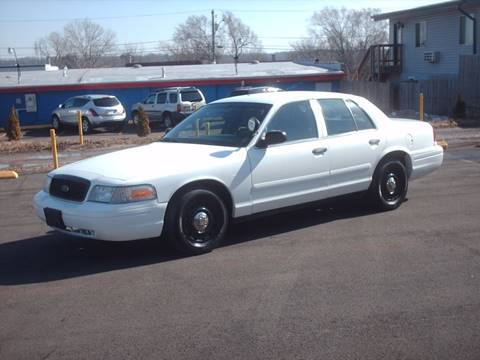 2005 Ford Crown Victoria for sale at Car Mas Broadway in Crest Hill IL
