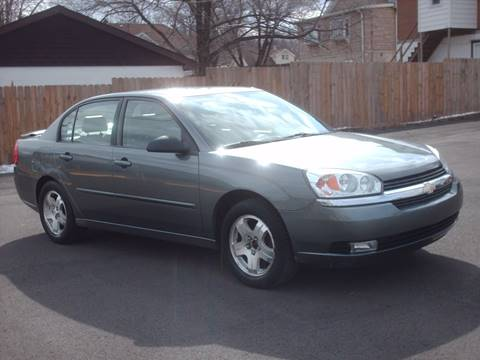2004 Chevrolet Malibu for sale at Car Mas Broadway in Crest Hill IL