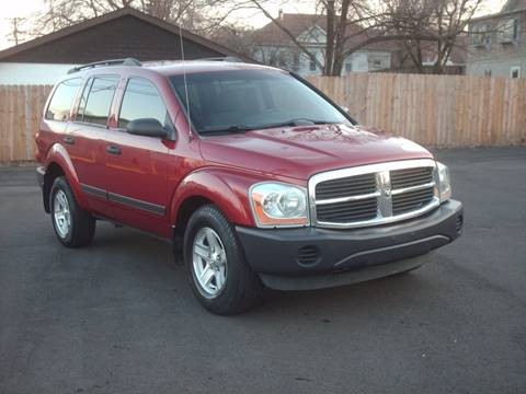 2006 Dodge Durango for sale at Car Mas Broadway in Crest Hill IL