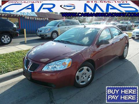 9919ed9540e 2009 Pontiac G6 for sale in Crest Hill