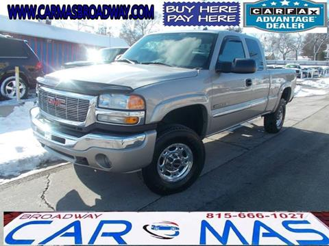 2005 GMC Sierra 2500HD for sale in Crest Hill, IL