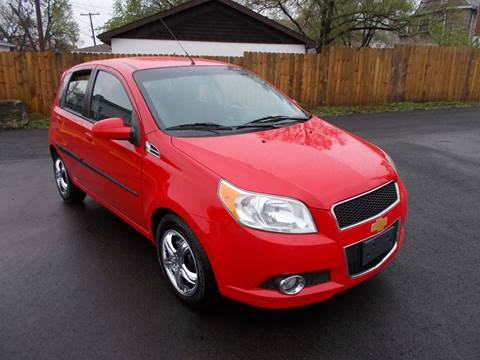 2010 Chevrolet Aveo for sale at Car Mas Broadway in Crest Hill IL