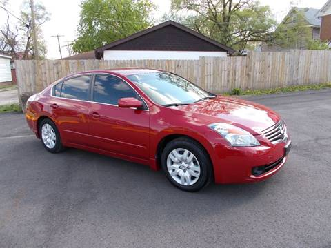 2009 Nissan Altima for sale at Car Mas Broadway in Crest Hill IL