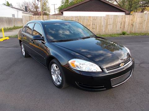 2007 Chevrolet Impala for sale at Car Mas Broadway in Crest Hill IL