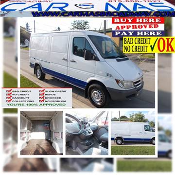 Buy Here Pay Here Richmond Va >> 2006 Dodge Sprinter Cargo For Sale In Crest Hill Il
