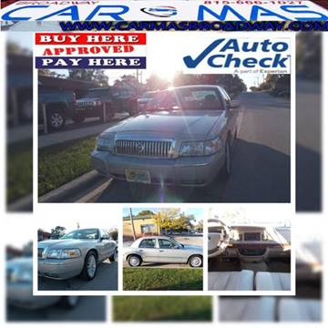 2008 Mercury Grand Marquis for sale in Crest Hill, IL