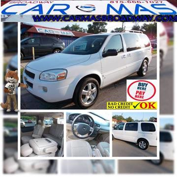 2008 Chevrolet Uplander for sale in Crest Hill, IL