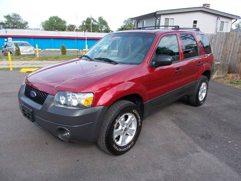 2005 Ford Escape for sale at Car Mas Broadway in Crest Hill IL