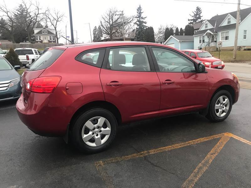 2008 Nissan Rogue AWD S Crossover 4dr - Crest Hill IL