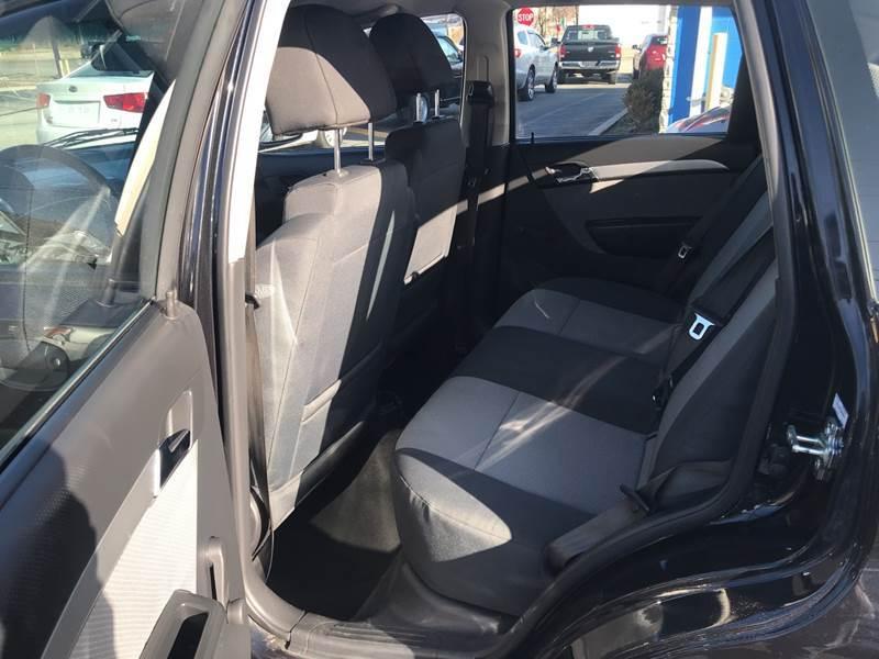 2011 Chevrolet Aveo Aveo5 LS 4dr Hatchback - Crest Hill IL
