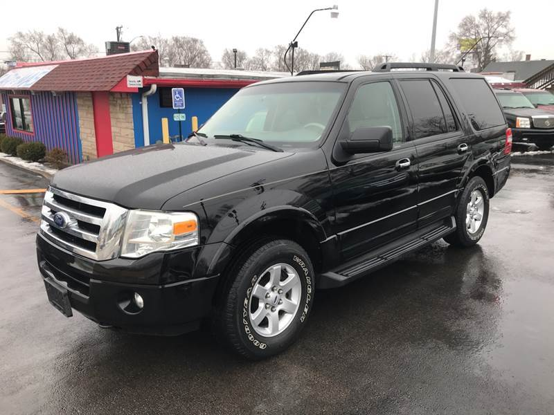 2009 Ford Expedition 4x4 XLT 4dr SUV - Crest Hill IL