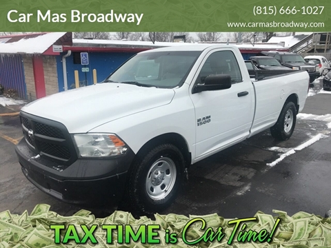 2013 RAM Ram Pickup 1500 Tradesman for sale at Car Mas Broadway in Crest Hill IL