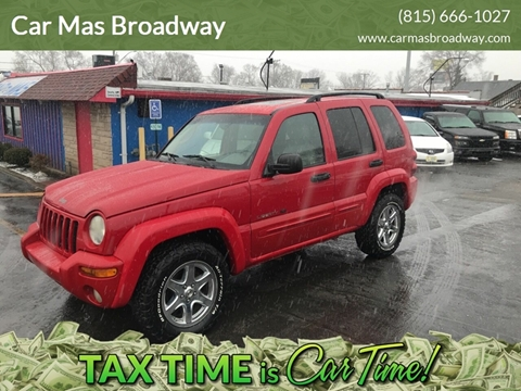 2003 Jeep Liberty Limited for sale at Car Mas Broadway in Crest Hill IL