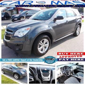 2011 Chevrolet Equinox LS for sale at Car Mas Broadway in Crest Hill IL