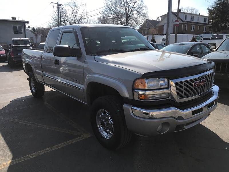 2005 GMC Sierra 2500HD 4dr Extended Cab 4WD SB - Crest Hill IL