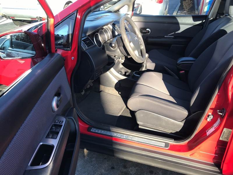 2007 Nissan Versa 1.8 SL 4dr Hatchback (1.8L I4 6M) - Crest Hill IL