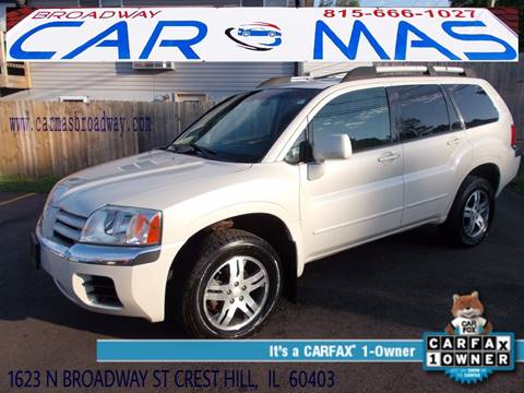 2005 Mitsubishi Endeavor for sale at Car Mas Broadway in Crest Hill IL