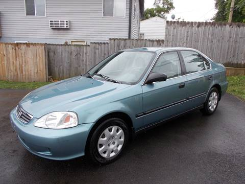 2000 Honda Civic for sale at Car Mas Broadway in Crest Hill IL