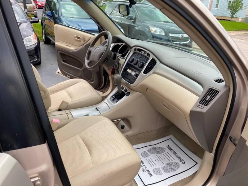 2005 Toyota Highlander AWD 4dr SUV V6 w/3rd Row - Crest Hill IL