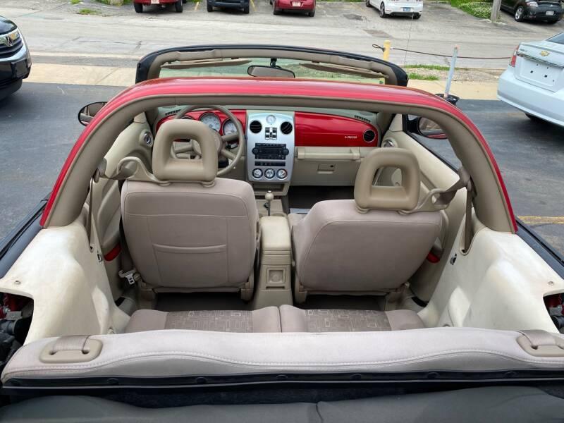 2006 Chrysler PT Cruiser Touring 2dr Convertible - Crest Hill IL