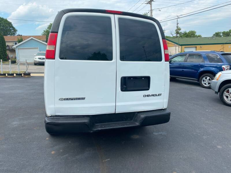 2008 Chevrolet Express Cargo 2500 3dr Extended Cargo Van - Crest Hill IL