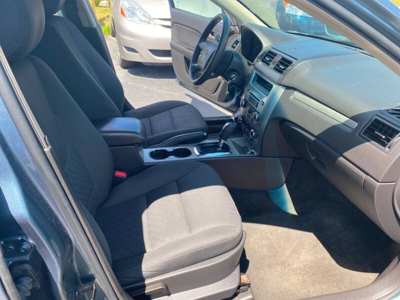 2012 Ford Fusion SE 4dr Sedan - Crest Hill IL