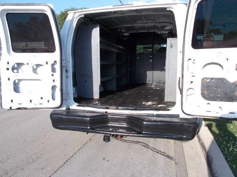 2006 Ford E-Series Cargo E-250 3dr Van - Crest Hill IL