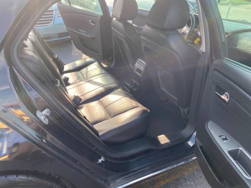 2010 Chevrolet Malibu LTZ 4dr Sedan - Crest Hill IL