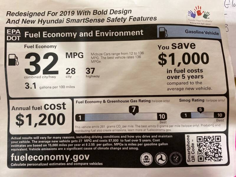 2019 Hyundai Elantra SEL 4dr Sedan - Crest Hill IL