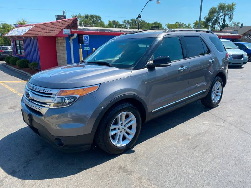 2014 Ford Explorer XLT 4dr SUV - Crest Hill IL