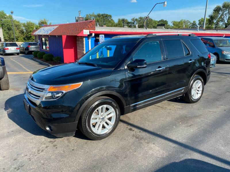 2011 Ford Explorer XLT 4dr SUV - Crest Hill IL