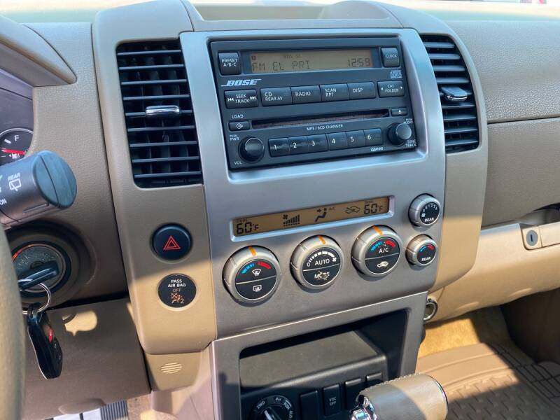 2005 Nissan Pathfinder SE 4WD 4dr SUV - Crest Hill IL