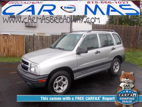 2001 Chevrolet Tracker for sale in Crest Hill, IL