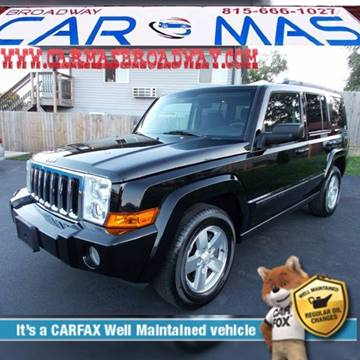 2008 Jeep Commander for sale at Car Mas Broadway in Crest Hill IL