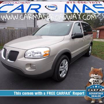 2008 Pontiac Montana for sale in Crest Hill, IL