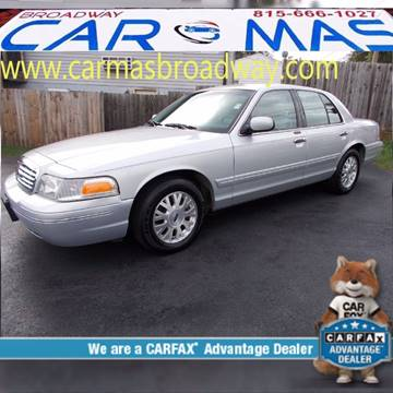 2003 Ford Crown Victoria for sale at Car Mas Broadway in Crest Hill IL