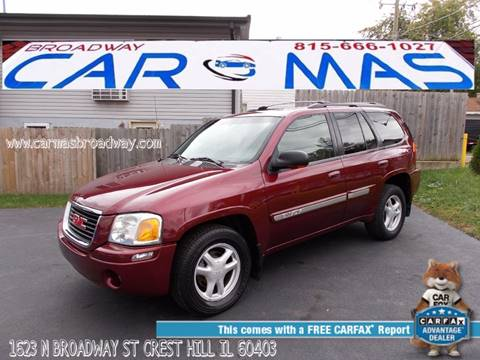 2003 GMC Envoy for sale at Car Mas Broadway in Crest Hill IL