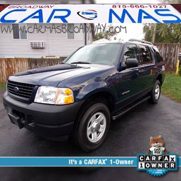 2005 Ford Explorer for sale at Car Mas Broadway in Crest Hill IL