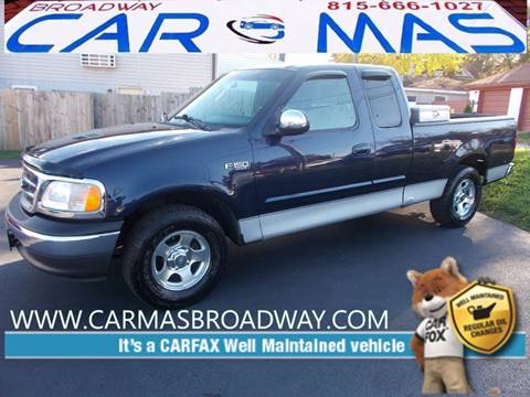 2002 Ford F-150 for sale at Car Mas Broadway in Crest Hill IL